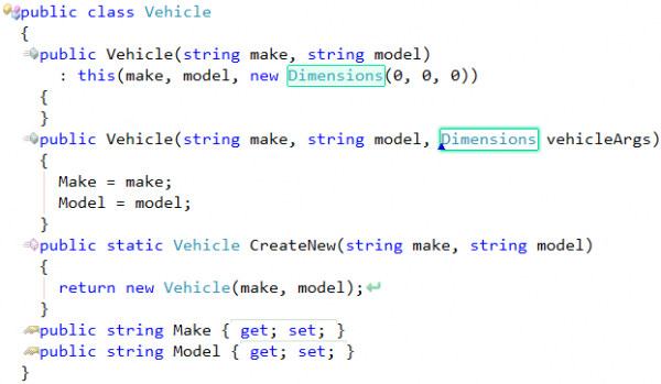 Refactor! Introduce Parameter Object preview